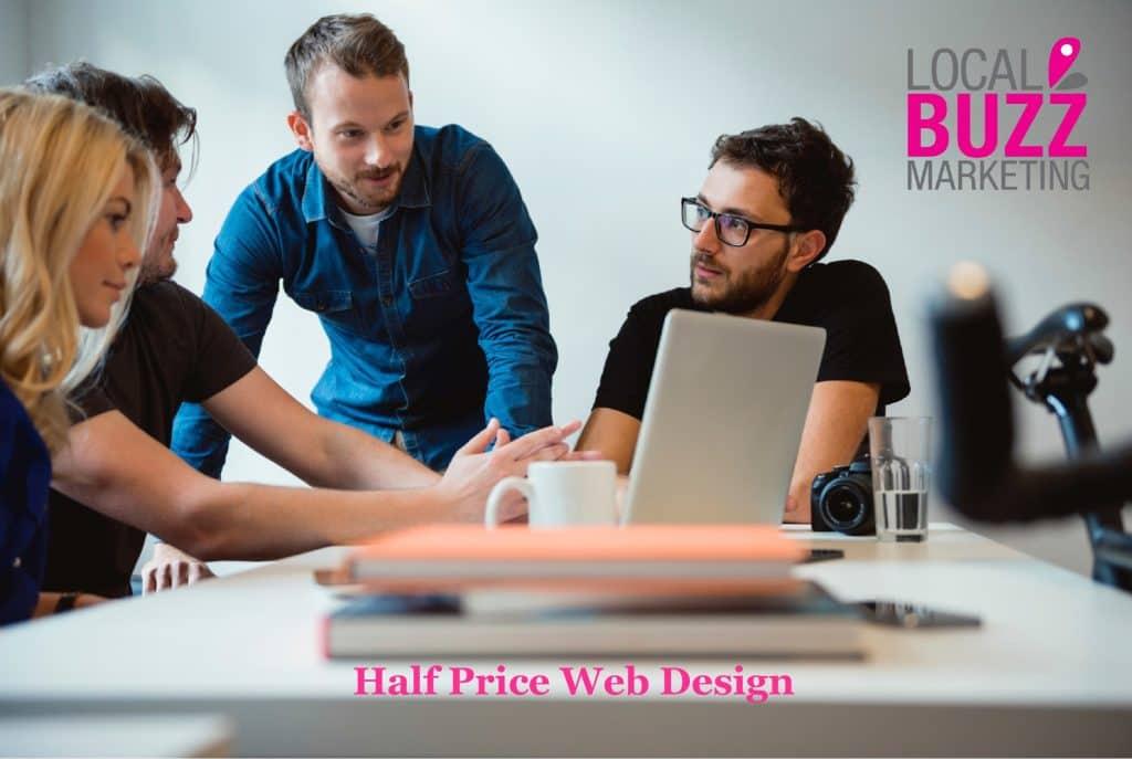 Web design offer